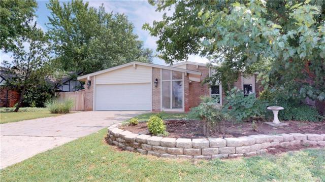 9906 Mantle Drive, Oklahoma City, OK 73162 (MLS #830223) :: Wyatt Poindexter Group