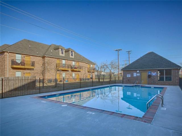 1812 Alameda Street #412, Norman, OK 73071 (MLS #830529) :: KING Real Estate Group