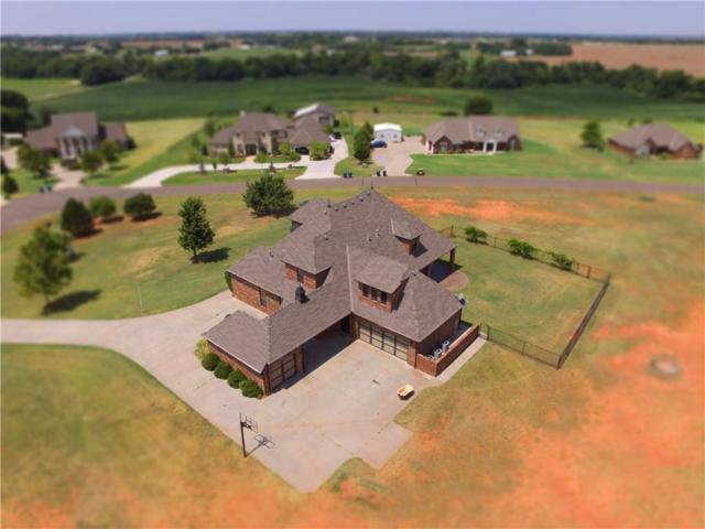 3601 Blue Stem Drive, Tuttle, OK 73089 (MLS #830629) :: Erhardt Group at Keller Williams Mulinix OKC
