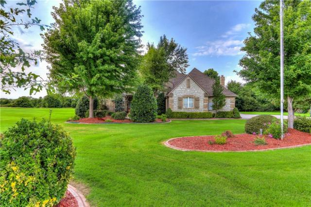 480 Hickory Hill Drive, Choctaw, OK 73020 (MLS #830756) :: Wyatt Poindexter Group