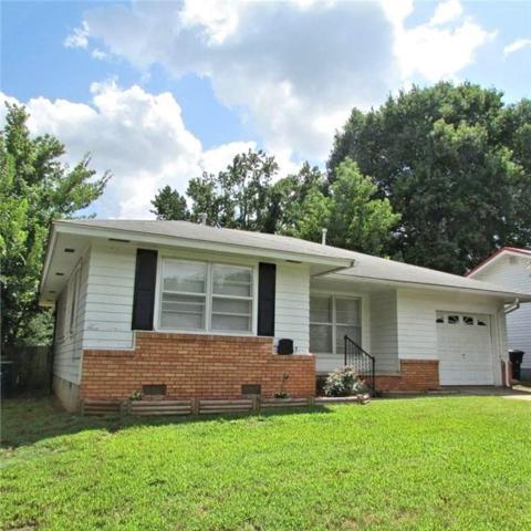 1219 Rose Drive, Shawnee, OK 74804 (MLS #830775) :: Wyatt Poindexter Group