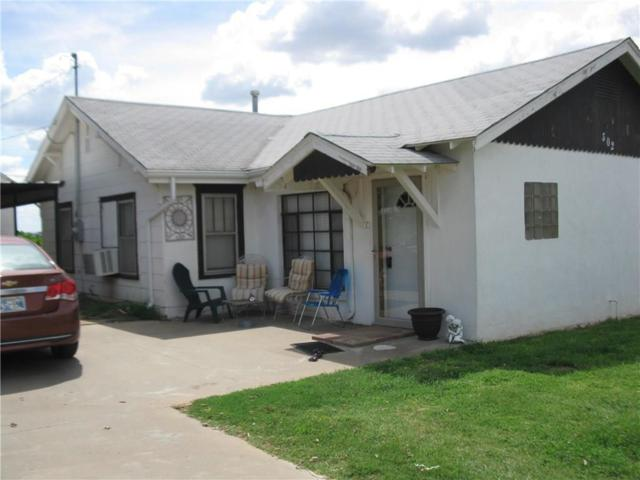 302 E 5th, Hydro, OK 73048 (MLS #831019) :: Meraki Real Estate