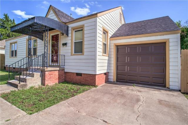 228 W Ercoupe Drive, Midwest City, OK 73110 (MLS #831090) :: Wyatt Poindexter Group