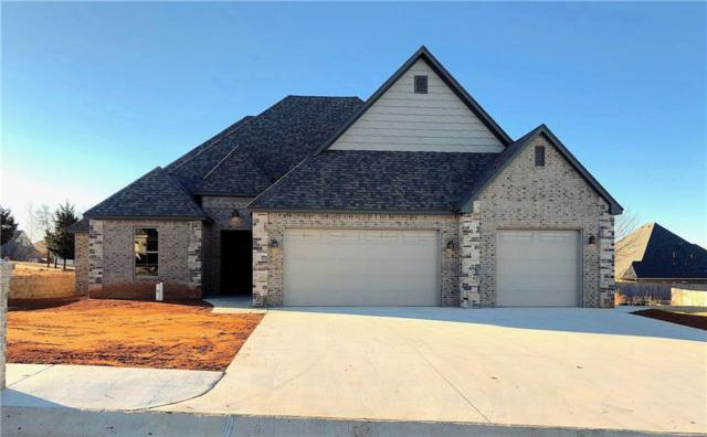 4200 Carmina Drive, Edmond, OK 73034 (MLS #831294) :: Homestead & Co