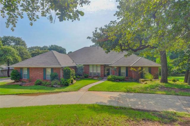 1098 Chaparral, Choctaw, OK 73020 (MLS #831385) :: KING Real Estate Group