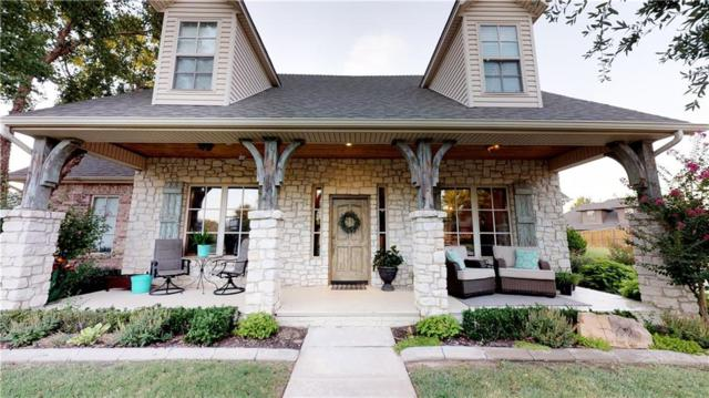 13205 Grape Arbor Terrace, Oklahoma City, OK 73170 (MLS #831414) :: Wyatt Poindexter Group