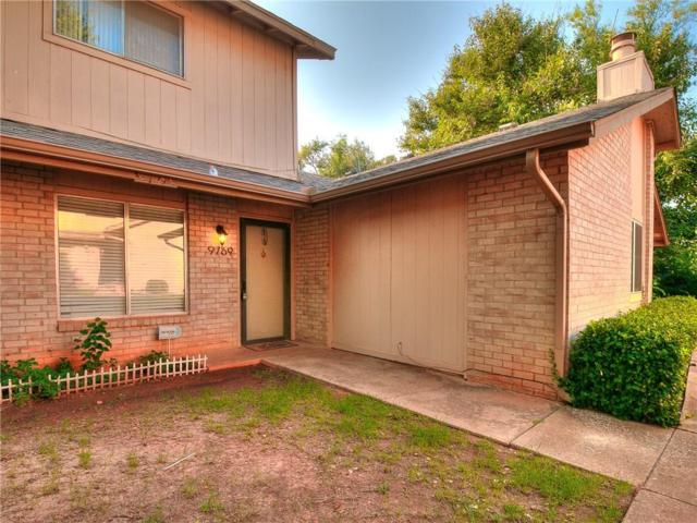 9769 Hefner Village Boulevard, Oklahoma City, OK 73162 (MLS #831528) :: Barry Hurley Real Estate
