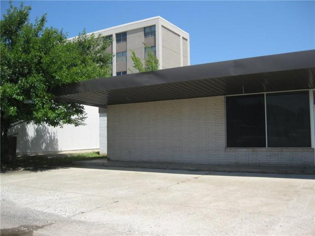 1102 E Independence, Shawnee, OK 74804 (MLS #831609) :: Meraki Real Estate