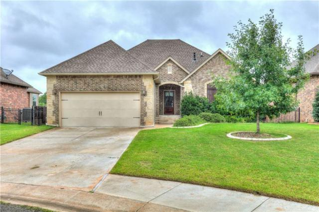 720 Dunes Circle, Edmond, OK 73003 (MLS #831711) :: Wyatt Poindexter Group