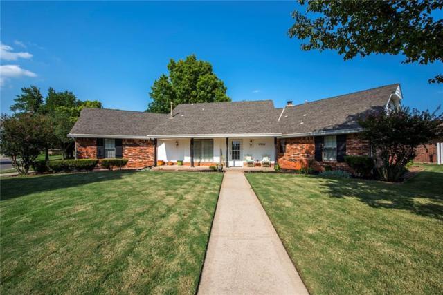 9900 Hummingbird Lane, Oklahoma City, OK 73162 (MLS #831875) :: Wyatt Poindexter Group