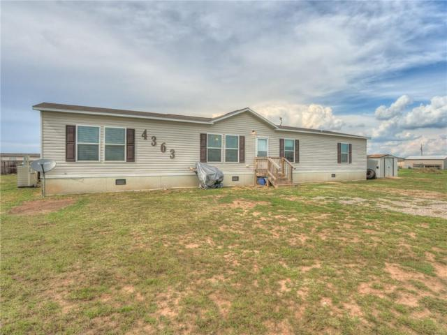 4363 Browning, El Reno, OK 73036 (MLS #832201) :: KING Real Estate Group