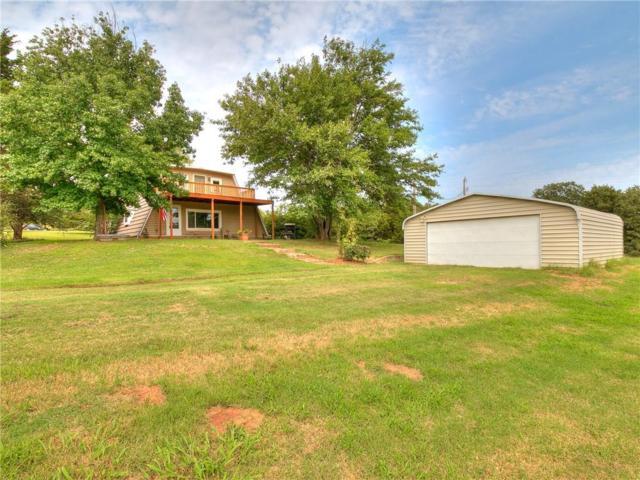762 N Hiwassee, Guthrie, OK 73044 (MLS #832309) :: Wyatt Poindexter Group