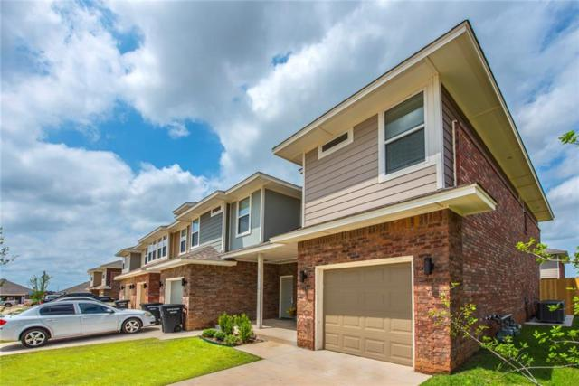 787 SW 14th Street, Moore, OK 73160 (MLS #832397) :: Homestead & Co