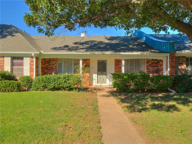 513 Maple #8, Weatherford, OK 73096 (MLS #832559) :: KING Real Estate Group