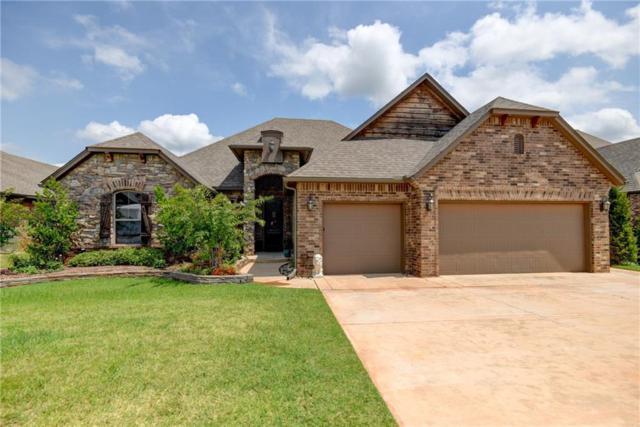 1004 Samantha Lane, Moore, OK 73160 (MLS #832575) :: Meraki Real Estate
