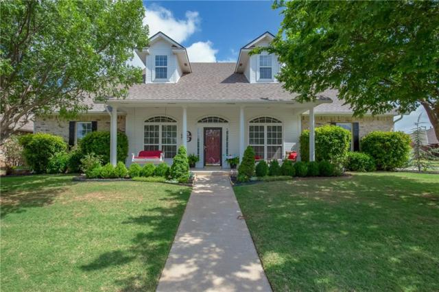 1415 SW 132nd, Oklahoma City, OK 73170 (MLS #832646) :: Homestead & Co