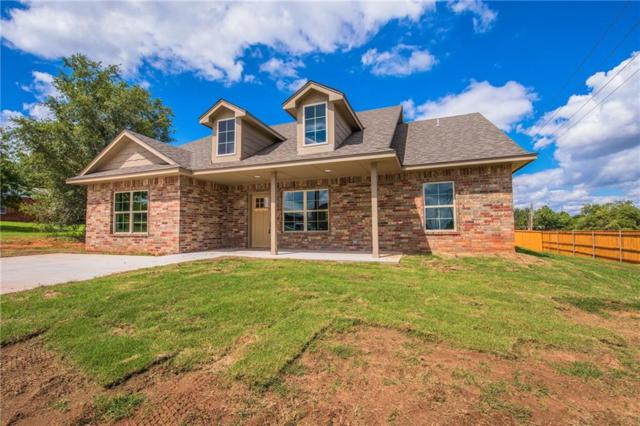 503 S 7th Street, Blanchard, OK 73010 (MLS #832818) :: Wyatt Poindexter Group