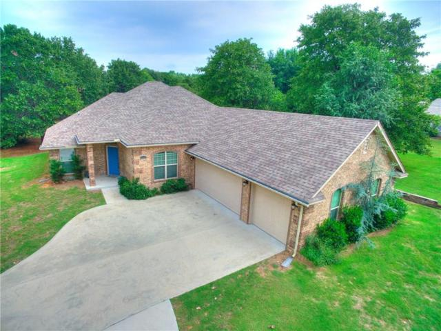 12533 SE 74th, Oklahoma City, OK 73150 (MLS #832881) :: UB Home Team