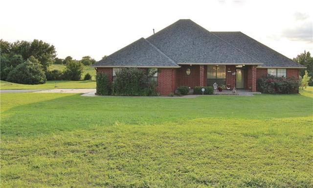 958 County Street 2986, Blanchard, OK 73010 (MLS #832952) :: Wyatt Poindexter Group