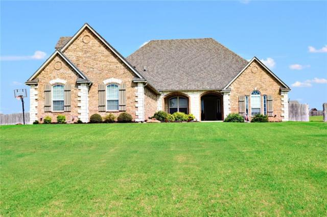 760 Silver Chase, Choctaw, OK 73020 (MLS #833057) :: Wyatt Poindexter Group