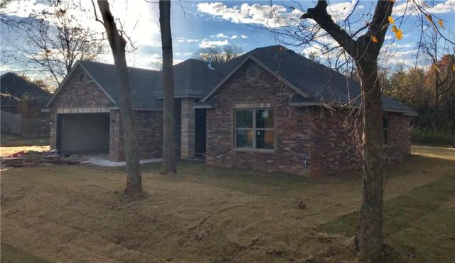 618 Montana Street, Jones, OK 73049 (MLS #833150) :: Meraki Real Estate