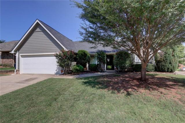 12700 Brandon Place, Oklahoma City, OK 73142 (MLS #833441) :: Wyatt Poindexter Group
