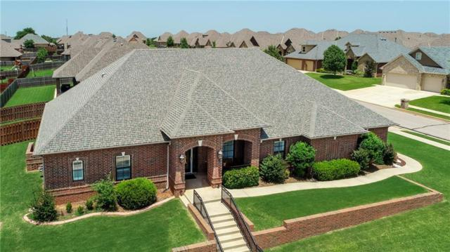 825 Winning Colors Drive, Edmond, OK 73025 (MLS #833469) :: Homestead & Co