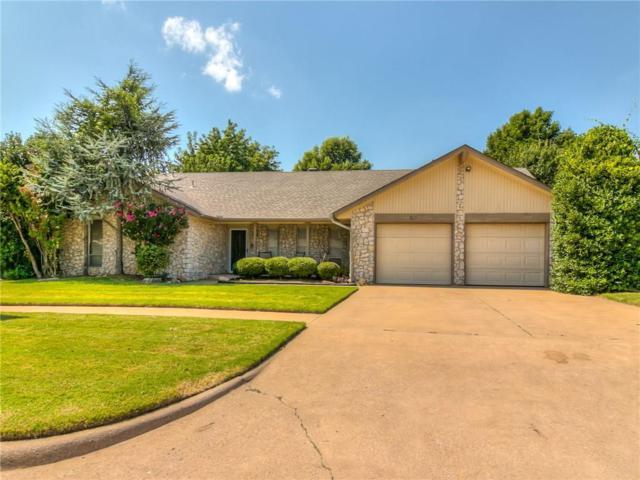 2213 Whitbourne Place, Oklahoma City, OK 73170 (MLS #833523) :: Wyatt Poindexter Group