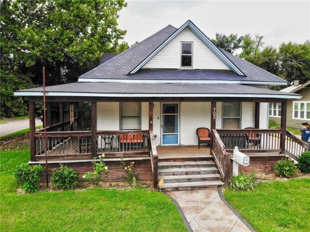 702 N Beard Avenue, Shawnee, OK 74801 (MLS #833568) :: Wyatt Poindexter Group