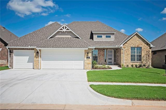6401 NW 154th Terrace, Edmond, OK 73013 (MLS #834020) :: Homestead & Co
