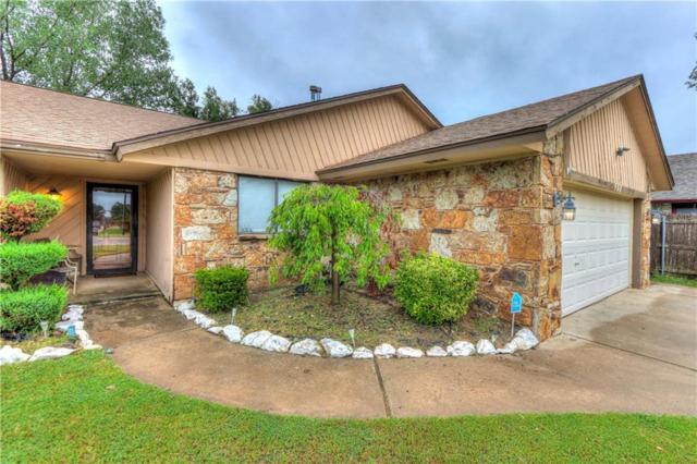 908 Choctaw Ridge Road, Midwest City, OK 73130 (MLS #834100) :: Wyatt Poindexter Group