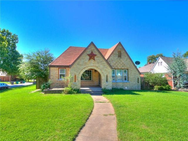 3300 NW 18TH Street, Oklahoma City, OK 73107 (MLS #834248) :: Homestead & Co
