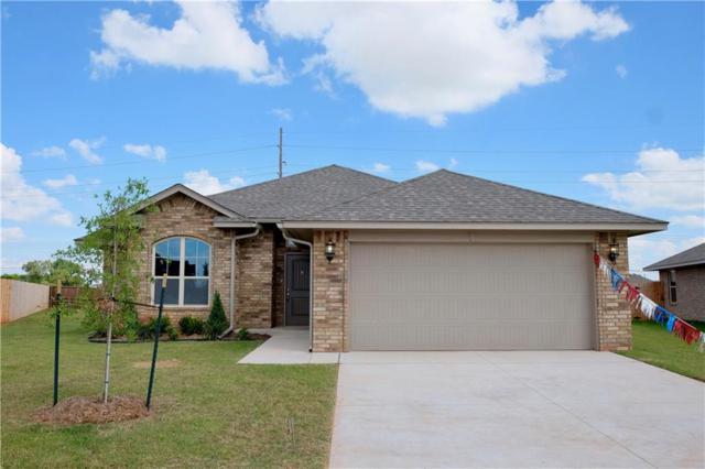 4700 Pyrope Lane, Oklahoma City, OK 73179 (MLS #834430) :: Erhardt Group at Keller Williams Mulinix OKC