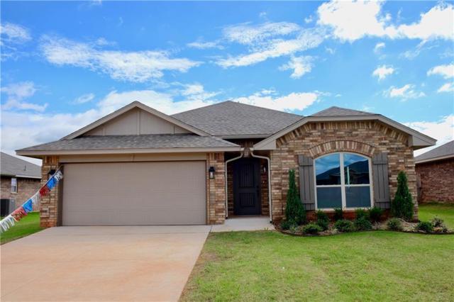 9008 SW 48th Terrace, Oklahoma City, OK 73179 (MLS #834434) :: Barry Hurley Real Estate