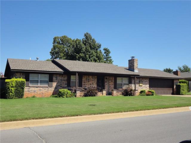 264 Regency Drive, Clinton, OK 73601 (MLS #834481) :: Wyatt Poindexter Group