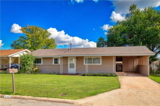 202 Hoover Circle #5802439278, Elk City, OK 73644 (MLS #834531) :: KING Real Estate Group