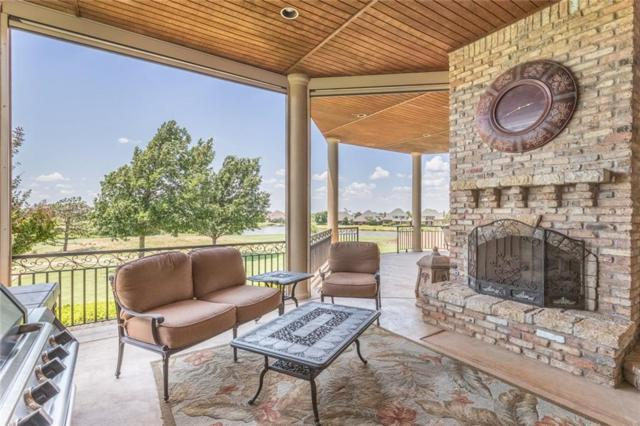 16805 Rainwater Trail, Edmond, OK 73012 (MLS #834537) :: Erhardt Group at Keller Williams Mulinix OKC