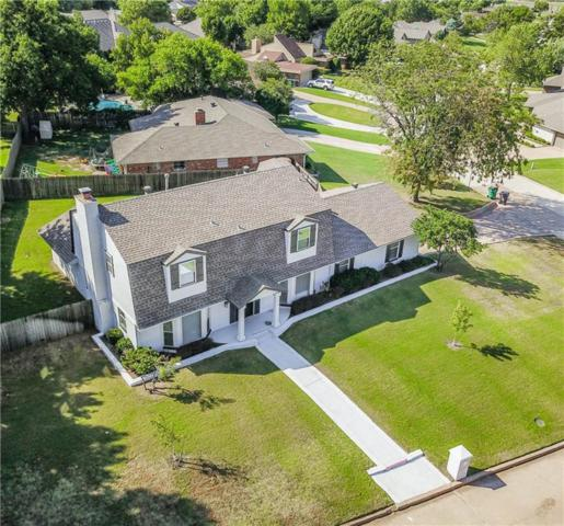 13233 Inverness Avenue, Oklahoma City, OK 73120 (MLS #834554) :: KING Real Estate Group