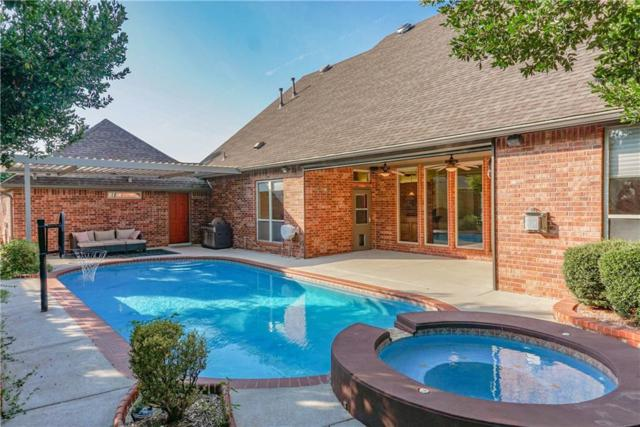 13205 Blackberry Patch Circle, Oklahoma City, OK 73170 (MLS #834714) :: Erhardt Group at Keller Williams Mulinix OKC