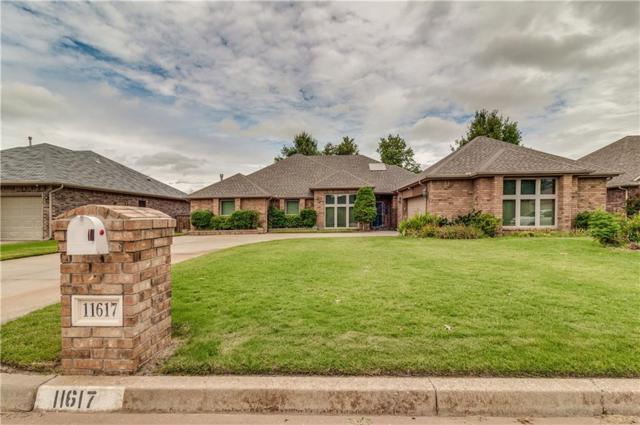 11617 Hackney Lane, Oklahoma City, OK 73099 (MLS #834766) :: Wyatt Poindexter Group