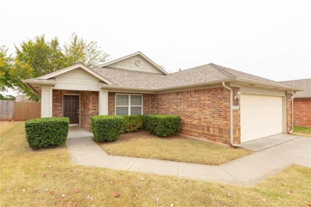 2024 SE 8th Street, Moore, OK 73160 (MLS #835076) :: Erhardt Group at Keller Williams Mulinix OKC