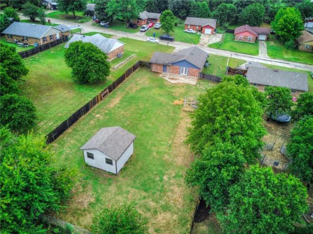 14205 NE 4th Street, Choctaw, OK 73020 (MLS #835119) :: Wyatt Poindexter Group
