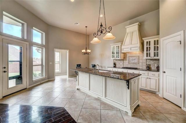 15524 Maple Ridge Lane, Edmond, OK 73013 (MLS #835235) :: Homestead & Co