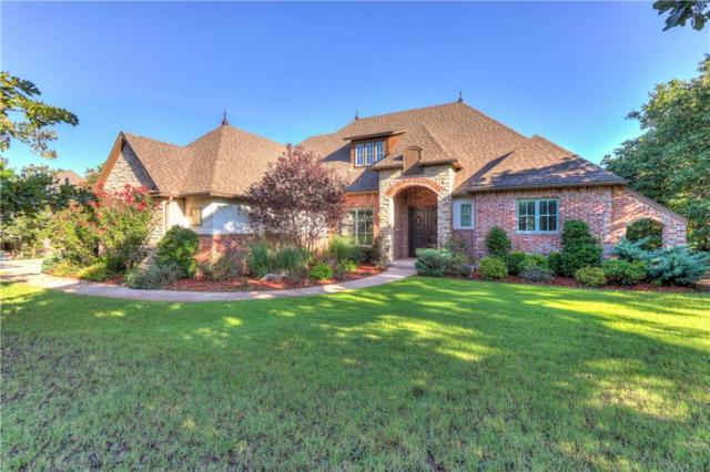 2586 Vellano Lane, Edmond, OK 73034 (MLS #835404) :: Wyatt Poindexter Group