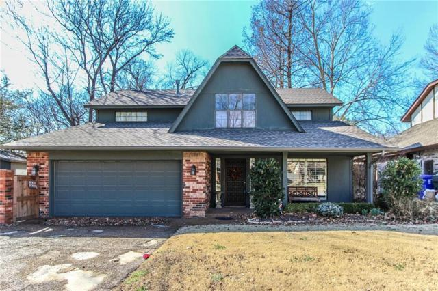 2910 Meadow Ave, Norman, OK 73072 (MLS #835554) :: KING Real Estate Group