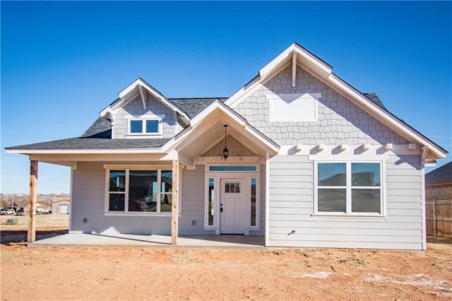 106 Chuckwagon Way, Elk City, OK 73644 (MLS #835589) :: Homestead & Co