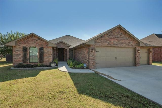 1012 North Eunice Avenue, Newcastle, OK 73065 (MLS #835705) :: UB Home Team