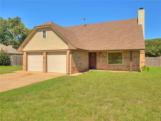 2311 Peach, Weatherford, OK 73096 (MLS #835763) :: KING Real Estate Group