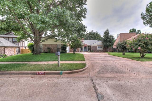 3836 Cedarbrook Drive, Norman, OK 73072 (MLS #835862) :: Wyatt Poindexter Group