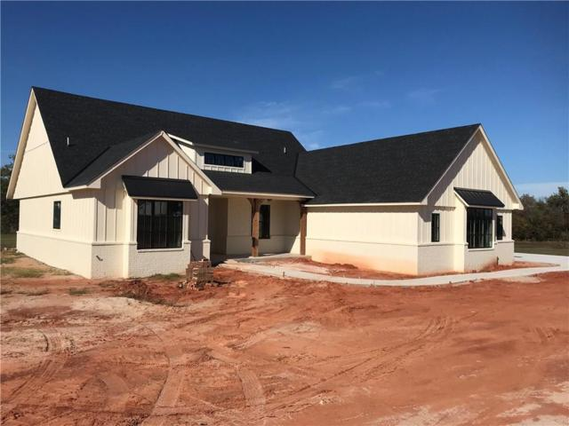 949 Wild Rye Court, Blanchard, OK 73010 (MLS #836130) :: Meraki Real Estate
